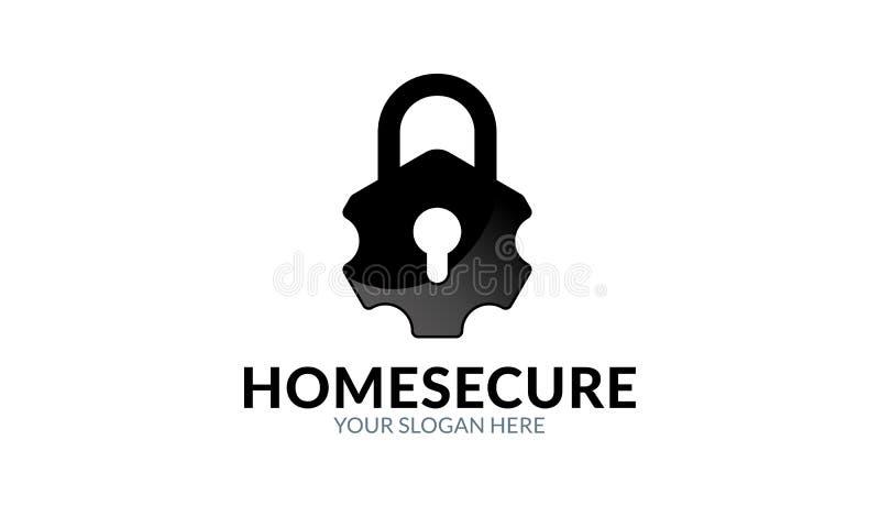 Hem- säkra Logo Template