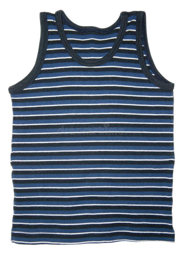 Hemd sleeveless lizenzfreies stockfoto
