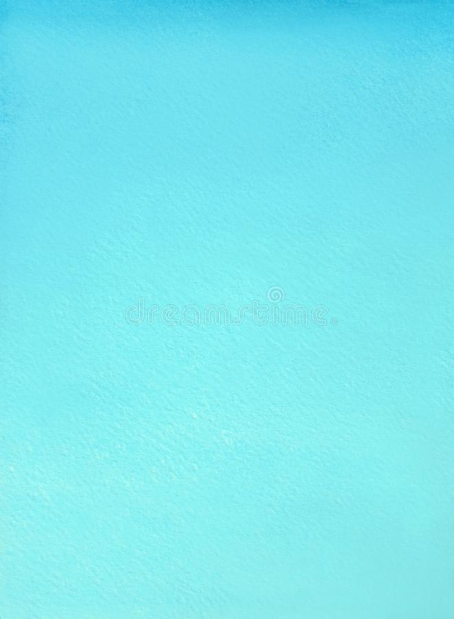 Hemel blauwe achtergrond De gradiënt vult verf royalty-vrije stock afbeeldingen