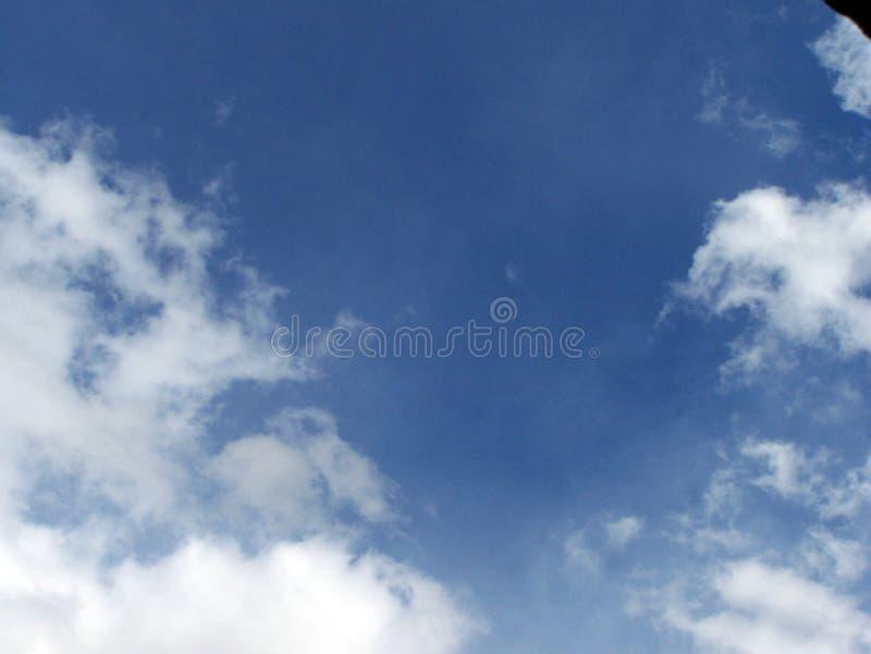 Hemel boven Bosnia stock foto's
