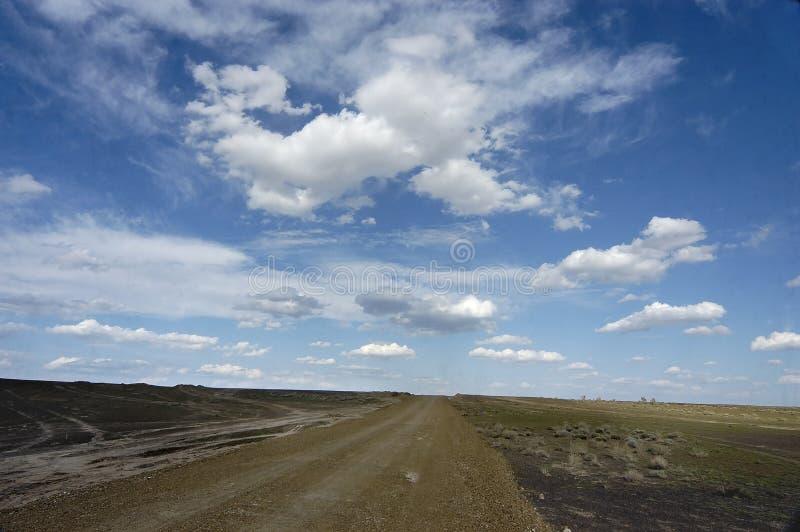 Hemel en wolk stock afbeeldingen
