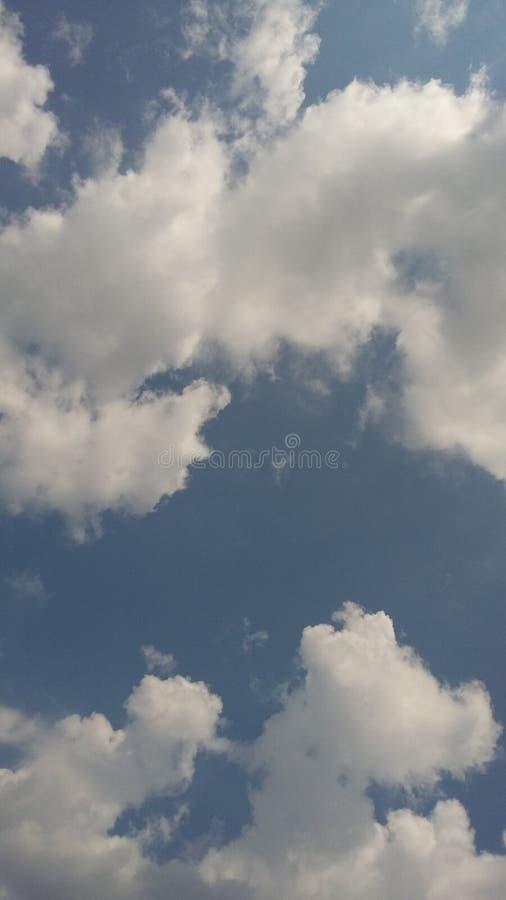 hemelen stock foto's