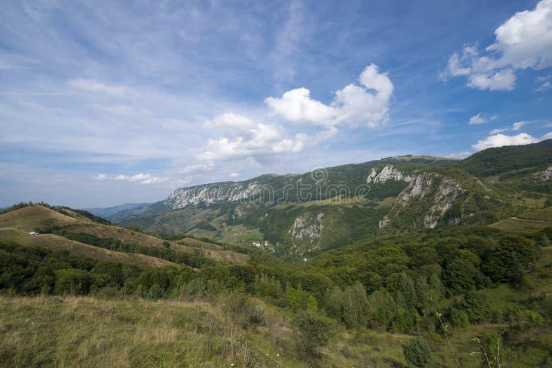 Hemels landschap royalty-vrije stock fotografie