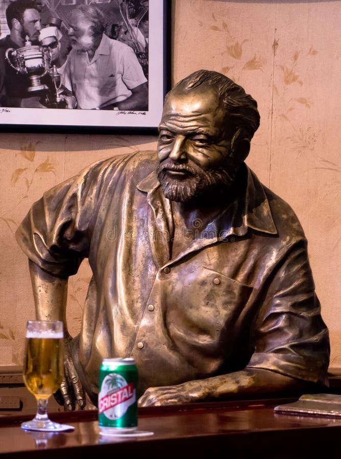 Hemingways Kuba stockfoto