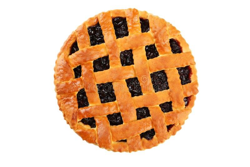 Hemlagad Pie royaltyfri bild