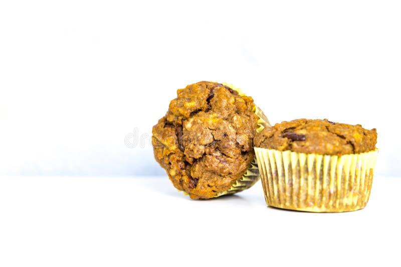 Hemlagade läckra sunda muffin royaltyfri bild