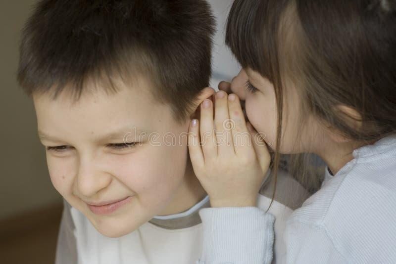 Download Hemlighet fotografering för bildbyråer. Bild av barn, hemlighet - 523649