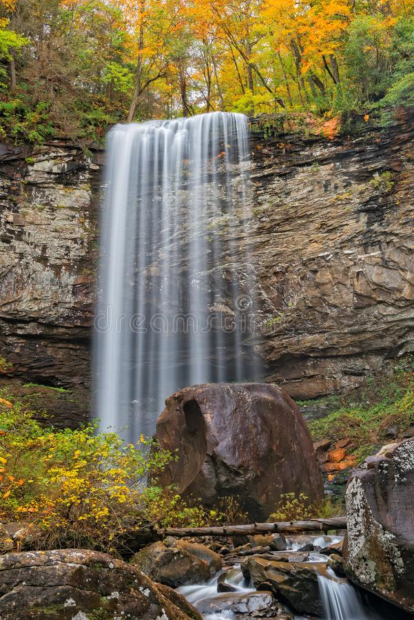 Download Hemlock Falls At Cloudland Canyon State Park In Georgia Stock Photo - Image of state, view: 106808402