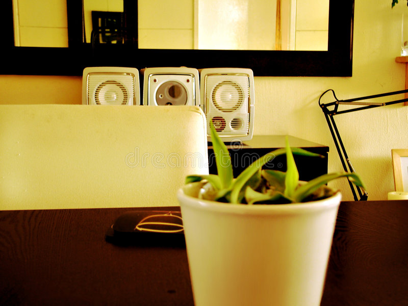 Download Hemmiljö arkivfoto. Bild av garnering, dining, växt, stil - 29114