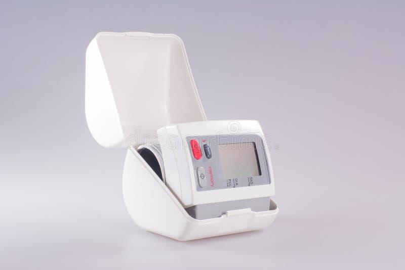 Hemopiezometer del aparato electrodoméstico imagen de archivo libre de regalías