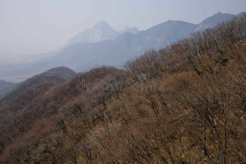 Henan, Songshan, china. royalty free stock images
