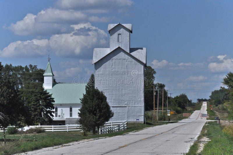 Henderson, Iowa stockfotos