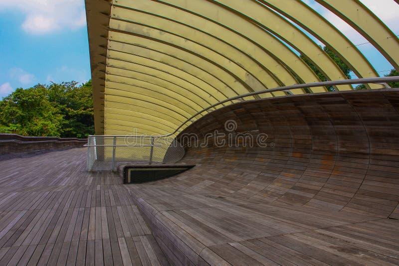 Henderson Waves Bridge royalty-vrije stock foto