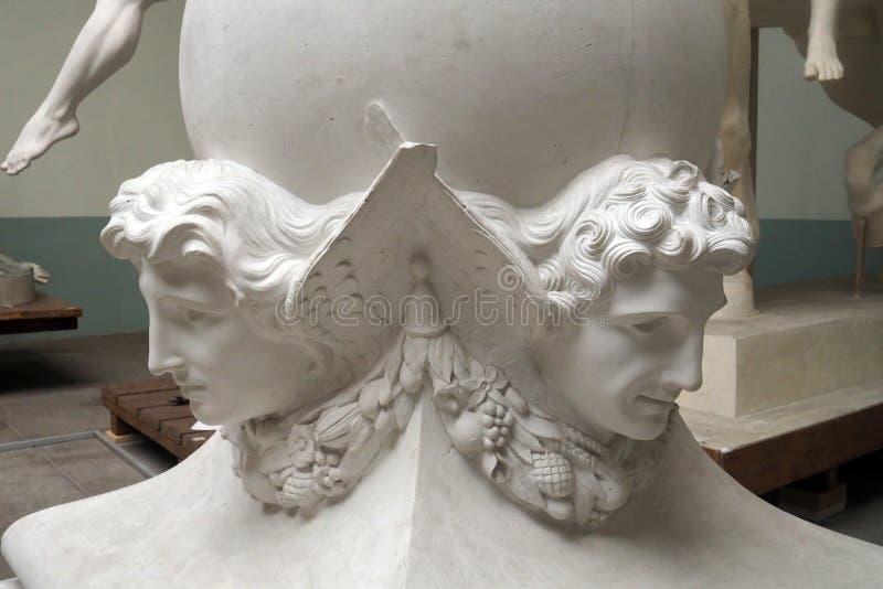 Hendrik Christian Andersen House-Museum in Rom, Italien stockbild