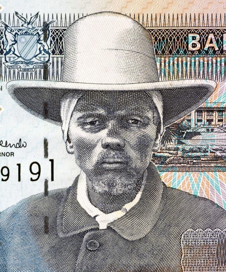 Download Hendrik Samuel Witbooi editorial image. Image of papermoney - 29432635