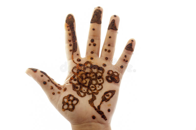 henné photo stock