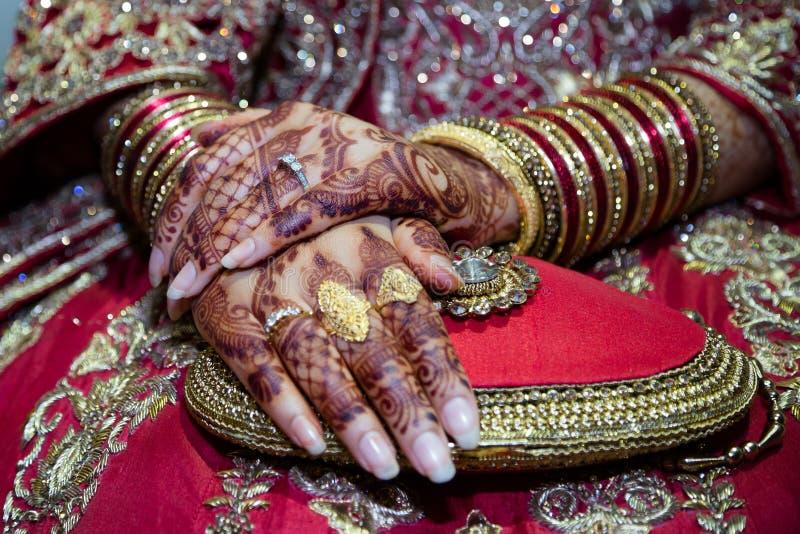 Henn ręki zdjęcie royalty free