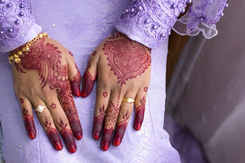 henna obraz royalty free