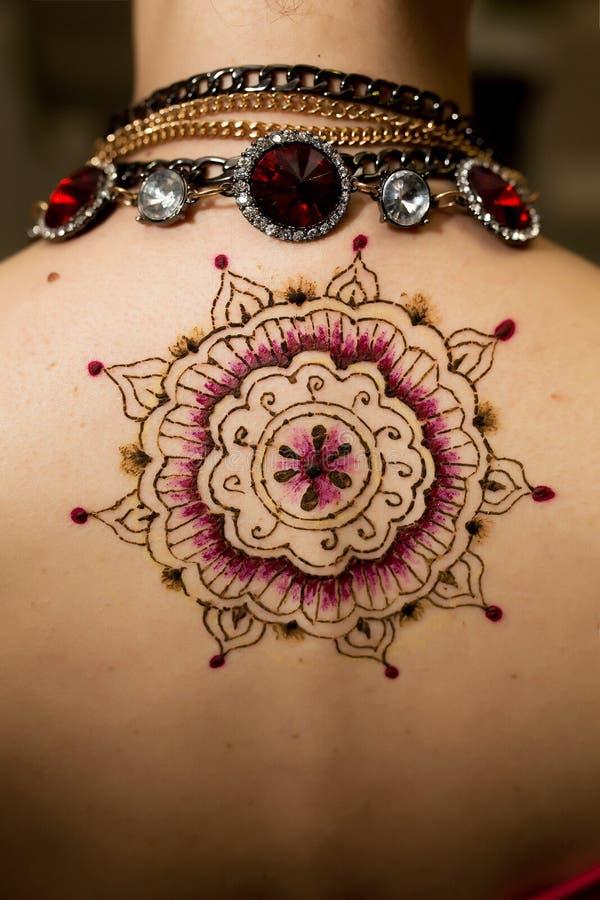 henna zdjęcia royalty free