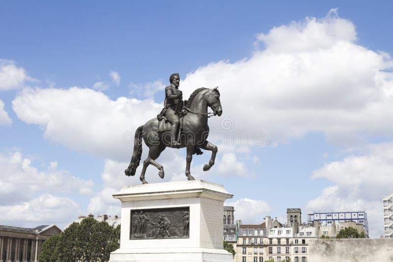 Henri IV стоковое изображение
