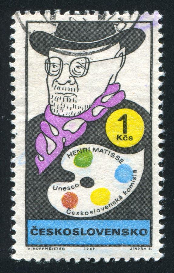 Henri Matisse стоковые изображения