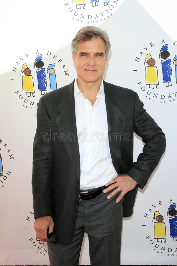 Download Henry Czerny editorial stock image. Image of skirball - 23751634