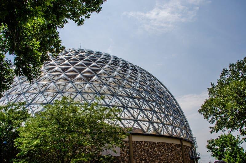 Henry Doorly Zoo en Aquarium stock foto's