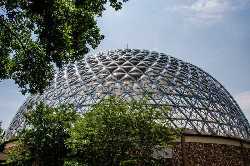 Henry Doorly Zoo et aquarium photo stock