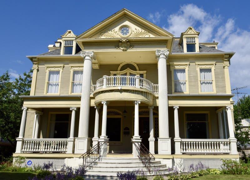 Henry Miller House arkivfoton