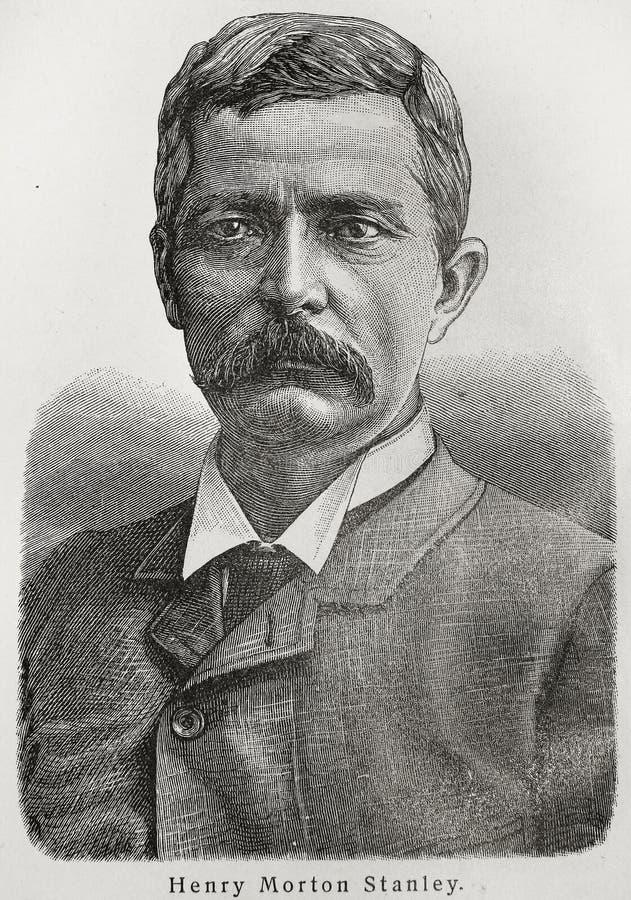 Henry Morton Stanley stockbilder