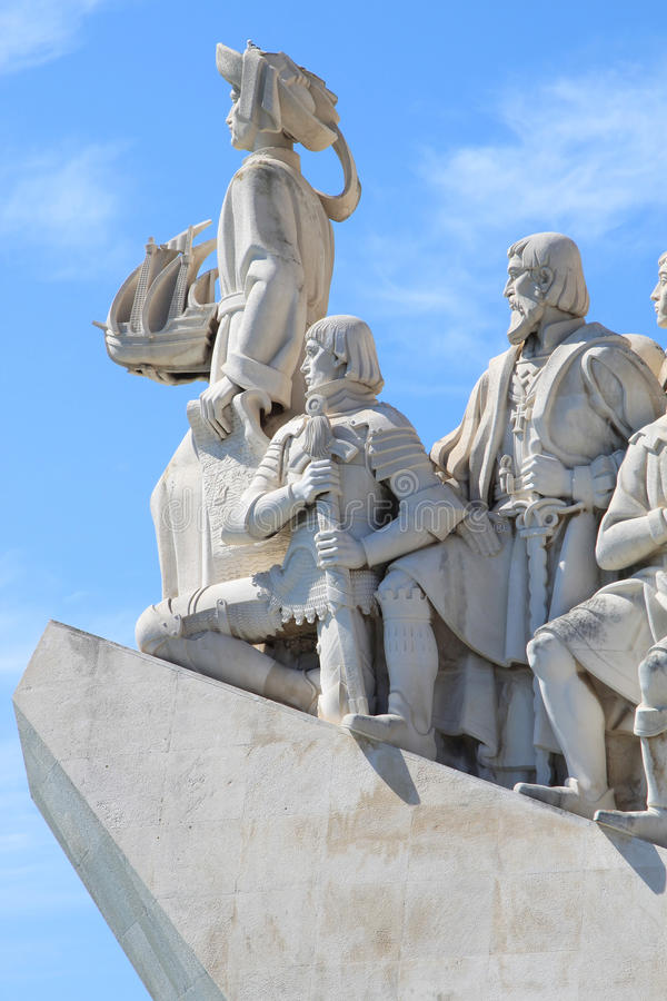 Download Henry The Navigator Monument In Lisboa, Portugal Editorial Photography - Image of concrete, memory: 19453922