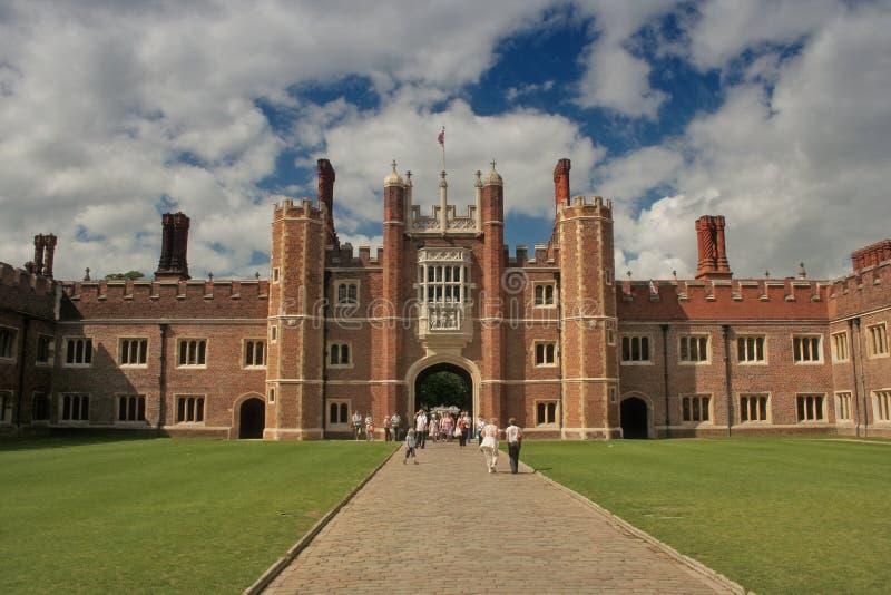 Henry o 8o palácio imagens de stock royalty free