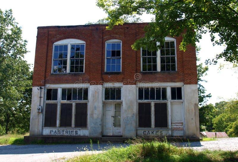 Henry River Mill Village lizenzfreie stockfotos