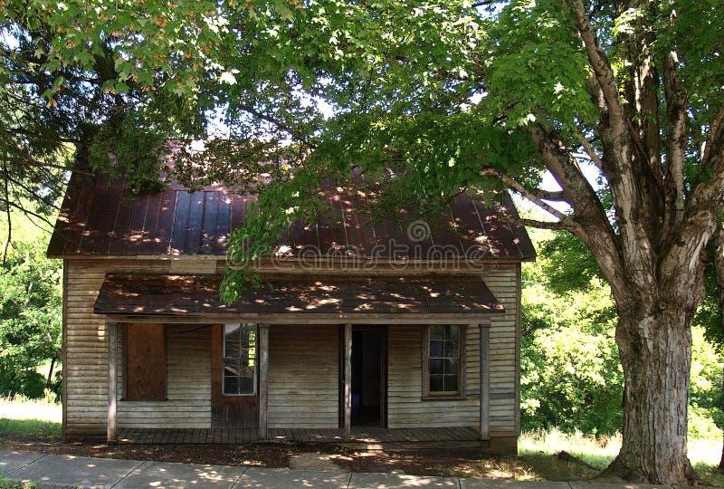 Henry River Mill Village stock foto