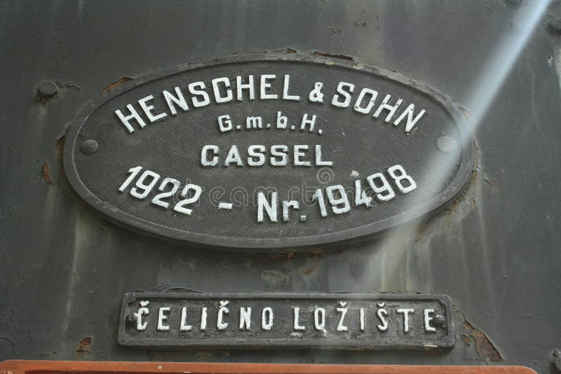 Henschel & Son stock photos