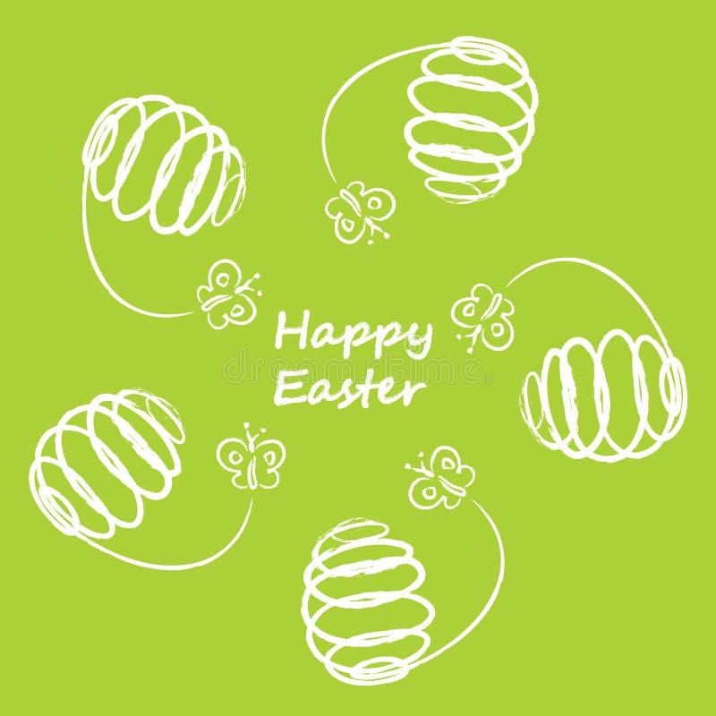 Heppy Pasqua immagine stock libera da diritti