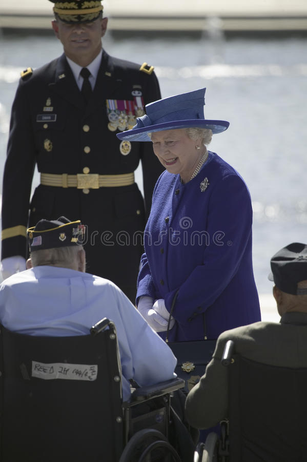 Download Her Majesty Queen Elizabeth II Editorial Stock Photo - Image: 27066748