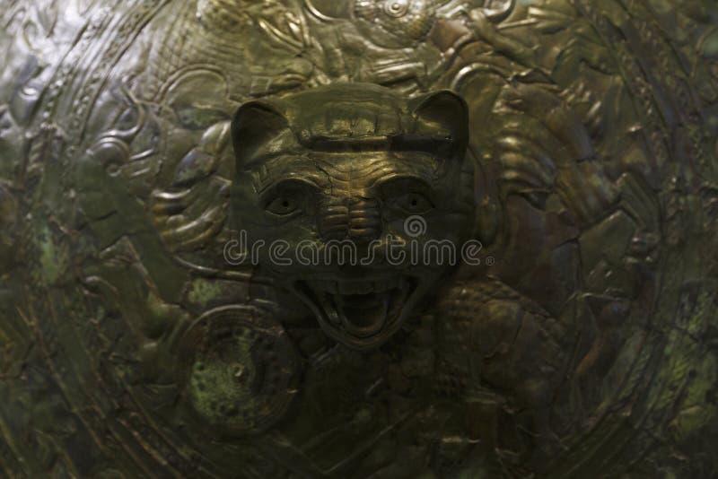 Heraklion Kreta royaltyfria bilder