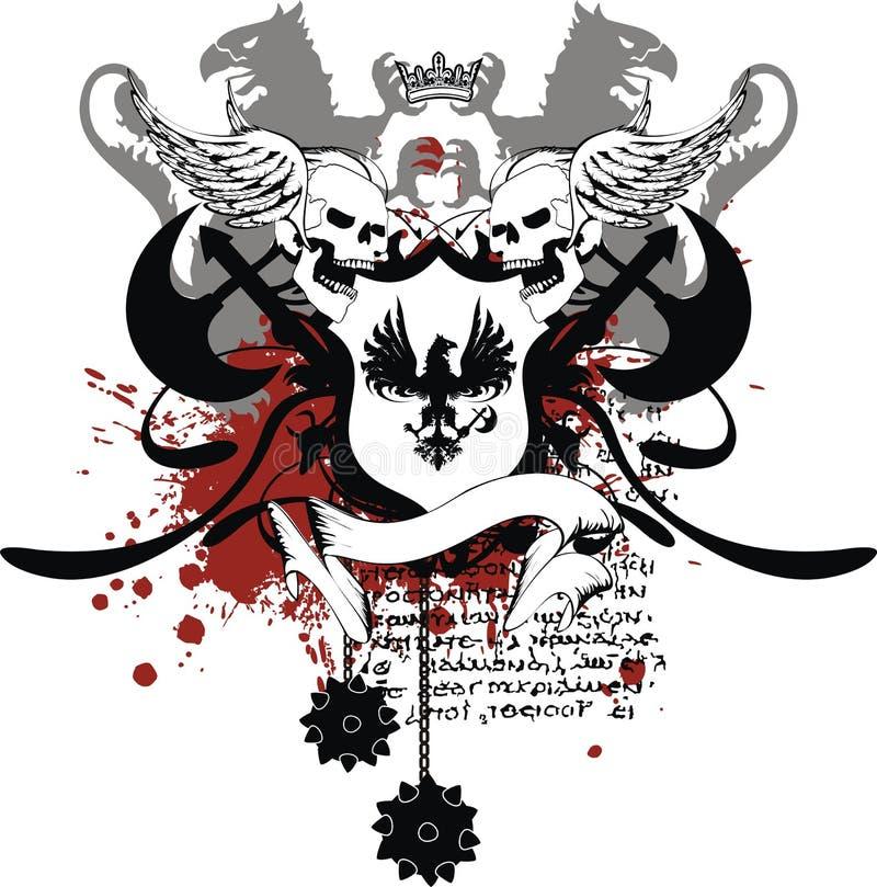 Free Heraldic Coat Of Arms Ornament 1 Stock Image - 17935471