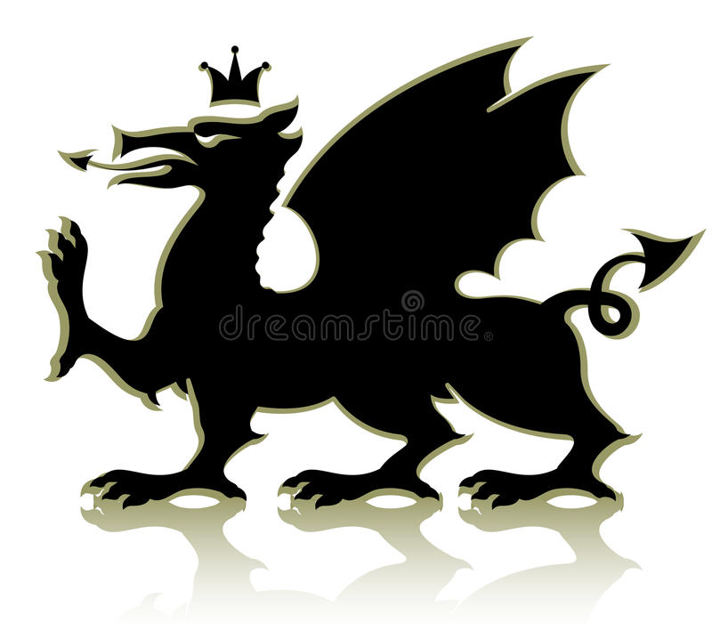 medieval dragon symbol wwwpixsharkcom images