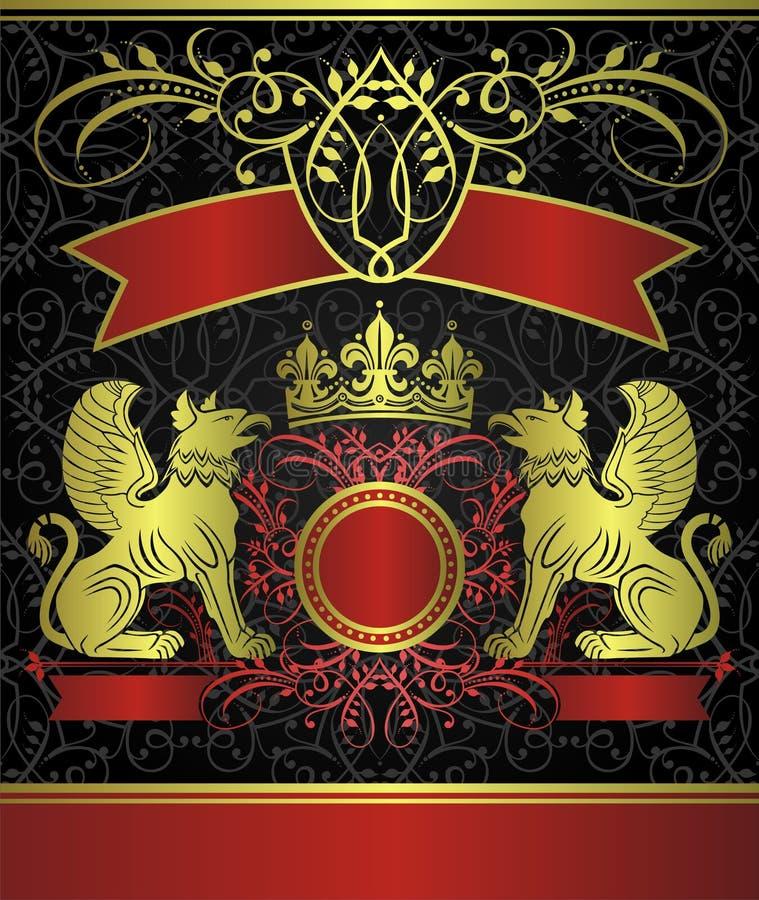 Download Heraldry design stock vector. Image of heraldry, detail - 11606048