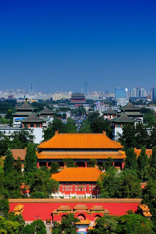 Herança do Pequim foto de stock royalty free