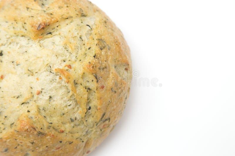 Herb Artisan Bread fotografia de stock royalty free