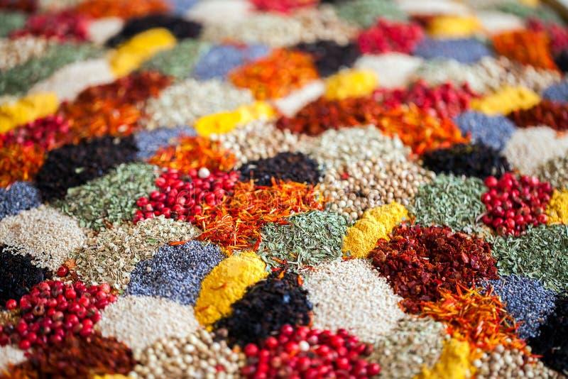 Herb Organic Spices Ingredient imagem de stock royalty free