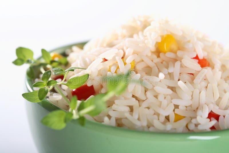 herb ryżu zdjęcie stock