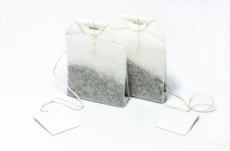 Herbaciana torba odizolowywająca w bielu zdjęcie stock