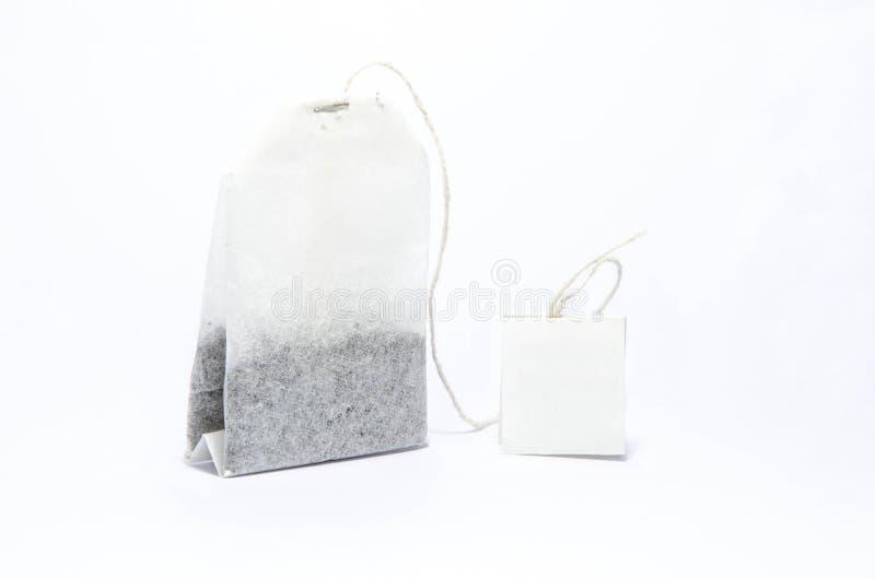 Herbaciana torba odizolowywająca w bielu zdjęcie royalty free