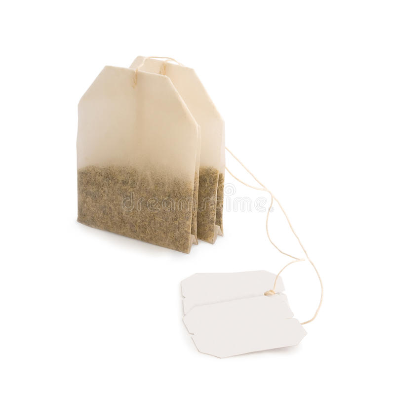 Herbaciane torby obrazy stock