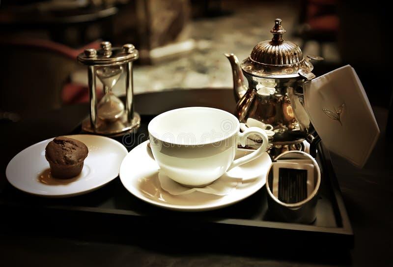 herbaciany czas obraz royalty free