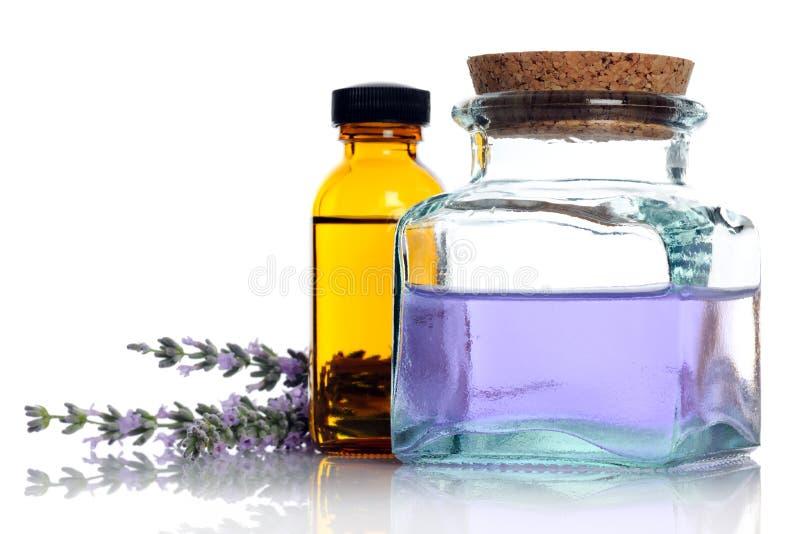 Herbal essence royalty free stock photo
